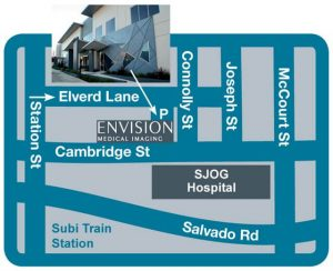 Envision-Medical-Imaging-Clinic-Map