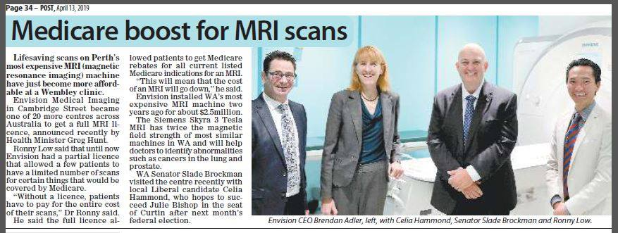 Full MRI Licence Article